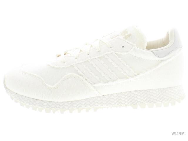【US9】adidas NEW YORK ARSHAM cm7193 cwhite/cwhite/cwhite アディダス ニューヨーク アシャーム 未使用品【中古】