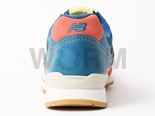 New balance NEW BALANCE WR996 UCB coral/blue unread items