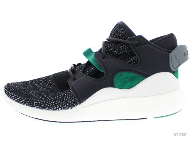 【US10.5】adidas EQT 2/3 F15 OG aq5097 black/green/white アディダス 未使用品【中古】