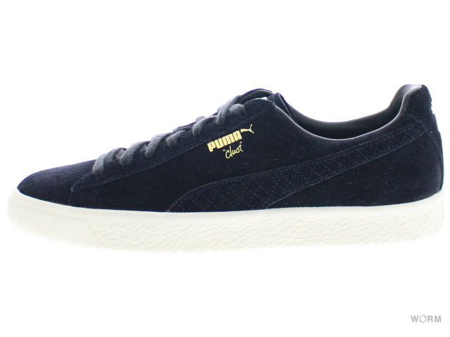 mieux aimé 837e1 aab38 PUMA CLYDE FOR CLUCT MITA 365,818-01 dark navy Puma suede-free article
