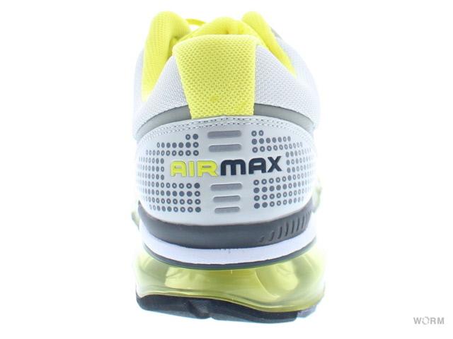 NIKE WMNS AIR MAX+2009 354750-007 ntrl gry/rflct slvr-vltg yllw空氣最大未使用的物品