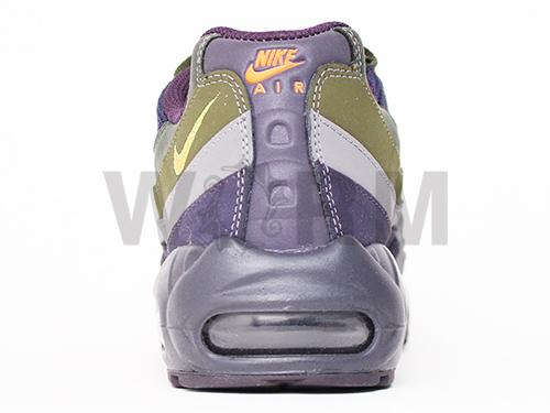 NIKE AIR MAX ' 95 609048-500 cave purple/hypr crmsn-rgh grn Max unread items