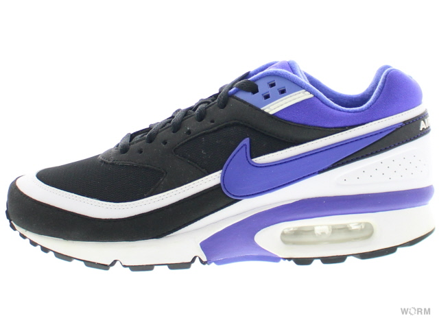 5815591c03a02 NIKE AIR MAX BW OG 819,522-051 black/persian violet-white Air Max big  wind-free article