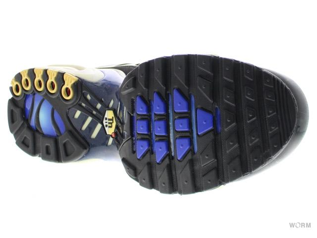 NIKE AIR MAX PLUS 604,133-475 hyper blue/chamois-blck-sky bl Air Max plus-free article