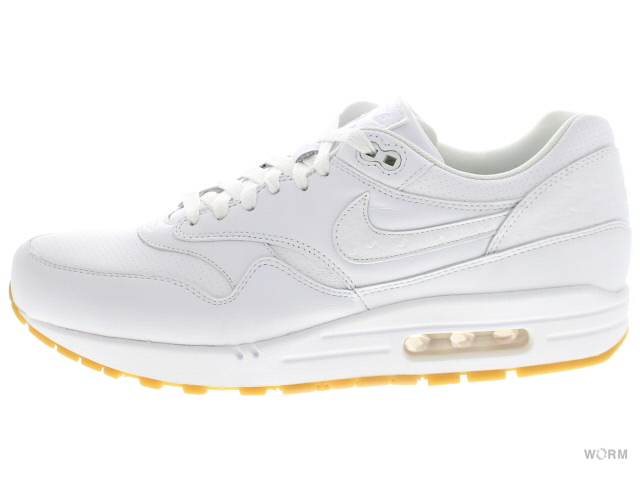 low priced f6c6e 094af NIKE AIR MAX 1 LEATHER PA 705,007-111 whitewhite-gum light brown Air Max-free  article