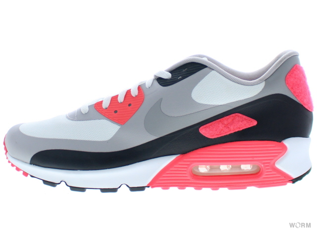 【US12】NIKE AIR MAX 90 V SP 746682-106 white/cool grey-infrared エア マックス 未使用品【中古】