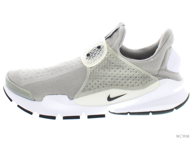 3ecf4e12b00f2 WORM TOKYO  NIKE SOCK DART 819686-002 medium grey black-white sock DART  unread items