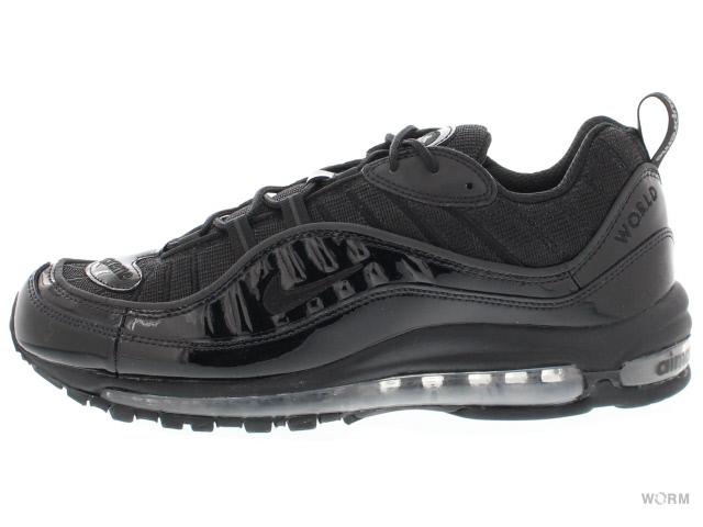 NIKE AIR MAX 98   SUPREME 844694-001 black black-black Air Max unread items 04487df3d9