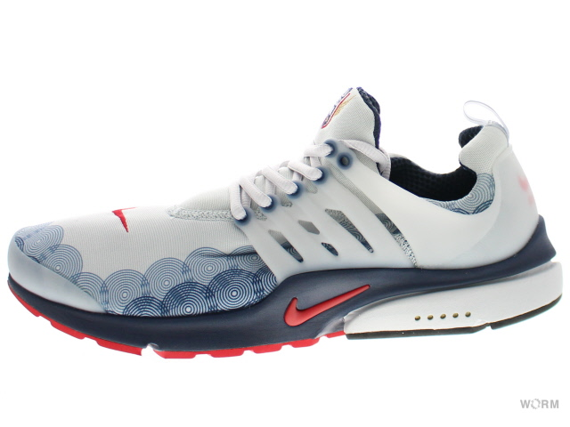 NIKE AIR PRESTO GPX 848188-004 neutral grey/cmt red-obsdn-blk ナイキ エア プレスト 未使用品【中古】
