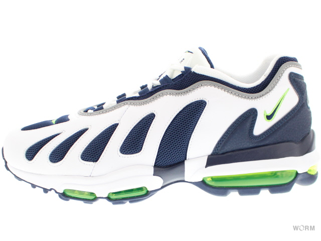 NIKE AIR MAX 96 XX 870165-100 white/obsidian-scream green Air Max unread items