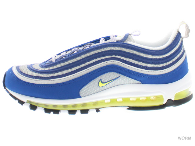 659189560d6db NIKE AIR MAX 97 921,826-401 atlantic blue/voltage yellow Air Max-free ...