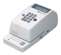 マックス「電子チェックライター(EC-310)」