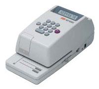 マックス「電子チェックライター(EC-310C)・コードレスタイプ」