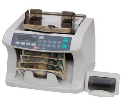 エンゲルス 自動紙幣計数機 ノートカウンター NC-500