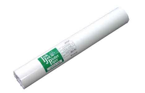 桜井(SAKURAI)「CAD用インクジェット用紙 LCハイコート90(90g/m2) 420mm×45m」(CIJ500D)