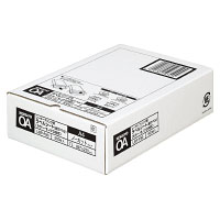 コクヨ「カラーレーザー&コピー用 紙ラベル」(A4・ノーカット・500枚)(LBP-F90)