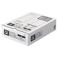 コクヨ「カラーレーザー&コピー用 紙ラベル」(A4・18面・500枚)(LBP-F7161-500)