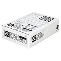 コクヨ「カラーレーザー&コピー用 紙ラベル」(A4・24面・500枚)(LBP-F94)