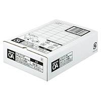 コクヨ「カラーレーザー&コピー用 紙ラベル」(A4・44面・500枚)(LBP-F28388-500)