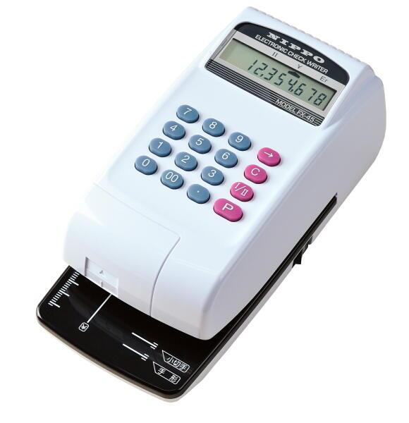 NIPPO チェックライター FX-45 最大印字桁数:10桁
