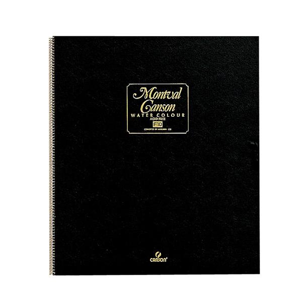 スケッチブック モンバルキャンソン F10 532×460mm C20 中性紙 15枚×3冊