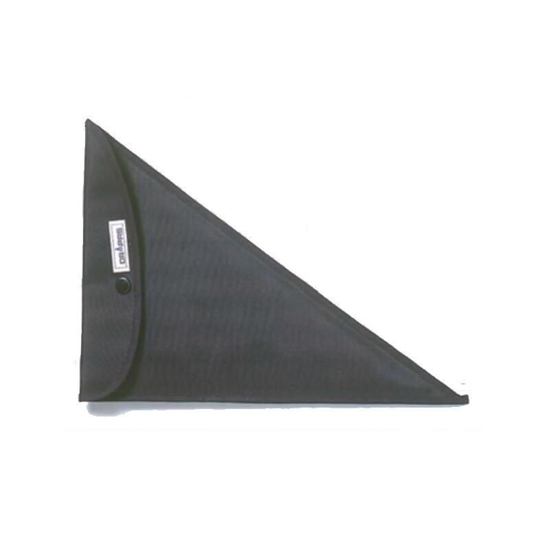 交換無料 DRAPAS ドラパス 三角定規用保護ケース No.13-825 24cm 時間指定不可
