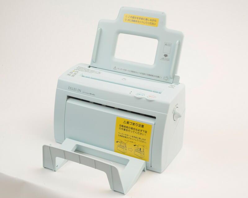 卓上紙折り機 A4対応 MA40α