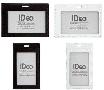 コクヨ 本革製ネームカードケース IDeo 出群 HUBSTYLE 迅速な対応で商品をお届け致します