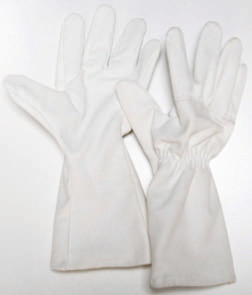 GABA 蜂用突刺防止袖長手袋 SP-9FB (防護 手袋 養蜂 蜂駆除)