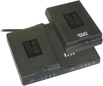 ■オプション■ ポリスブック70(PB70)/ポリスノート50HD(PN50HD)専用充電器 ChargerD2(チャージャーD2)