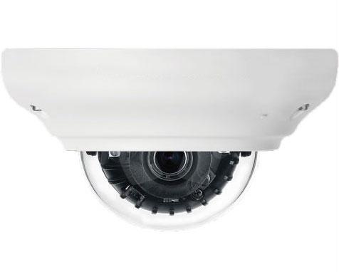 PoE対応 フルHD 2メガピクセル屋外IRドーム型ネットワークカメラ catFC-W1026 (200万画素 ip66 有線LAN 赤外線LED)