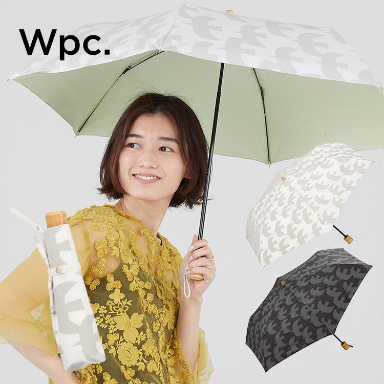 かわいい 可愛い UVカット 遮光率99%以上 晴雨兼用 綿素材 清涼感 コットン 柄物 防水 コンパクト オフホワイト 白 黒 木製ハンドル グラスファイバー セール50%オフ 折りたたみ日傘 販売期間 限定のお得なタイムセール C遮光バーズmini 女性 35%OFF レディース カジュアル 折りたたみ傘 ナチュラル 50cm 通学 おしゃれ 通勤 ギフト対象 Wpc.公式 T 日傘