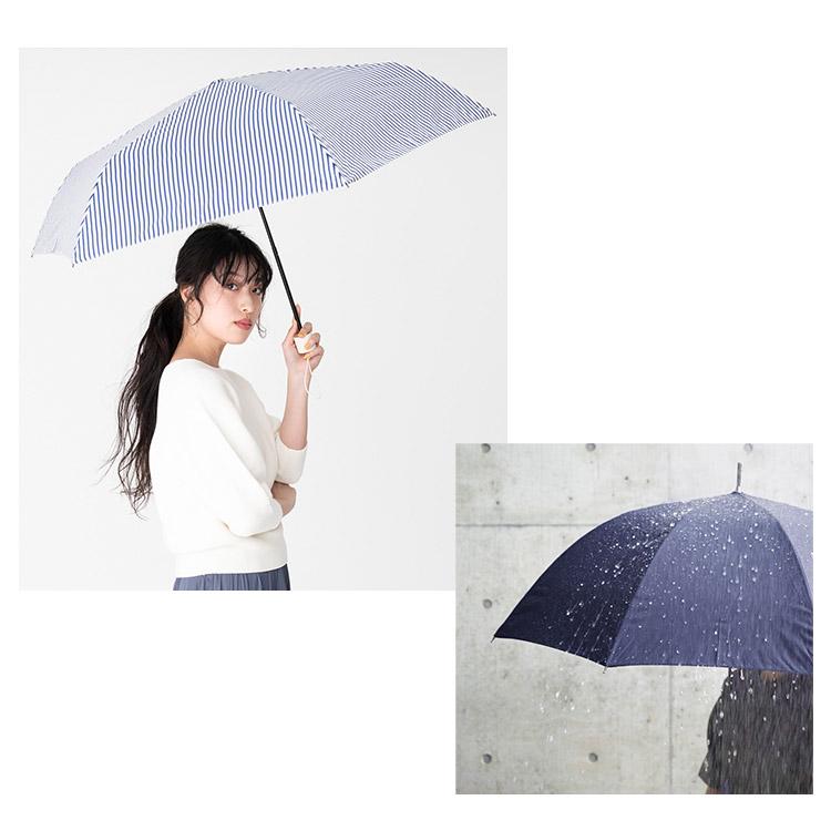 Wpc.濡らさない傘アンヌレラミニ傘雨傘折りたたみ傘超撥水晴雨兼用レディース
