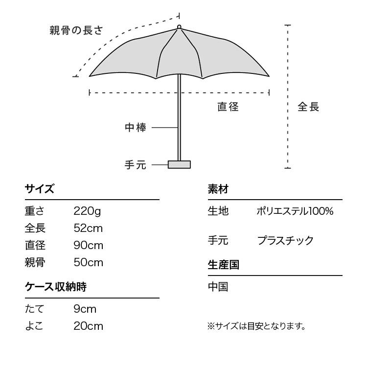 ギフト対象【Wpc.公式】雨傘クレマチスミニ傘折りたたみ傘50cm5段はっ水撥水防水レディース晴雨兼用通勤通学ブランド花柄フラワー