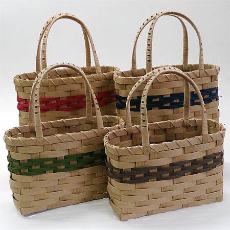 NEW ザクザク編んでみませんか? 紙バンド手芸トライアルキット カラーバッグ とばし編み キット 国際ブランド