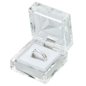 ジュエリーケース クリスタルケース 白 351 40個(40個入×1ケース)