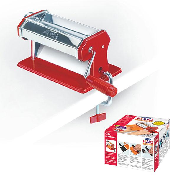 粘土 フェイクレザー ステッドラー STEADTLER フィモレザー フィモ FIMO クレイマシン 8700-05