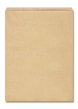 手芸クラフトのラッピング倶楽部 紙袋 HEIKO セール特価品 シモジマ A4対応サイズ 柄小袋 クラフト平袋 早割クーポン 200枚入り 未晒無地 ラッピング R-10