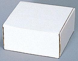 箱組立HEIKOシモジマフリーボックスF-85(10枚入り)再生紙使用
