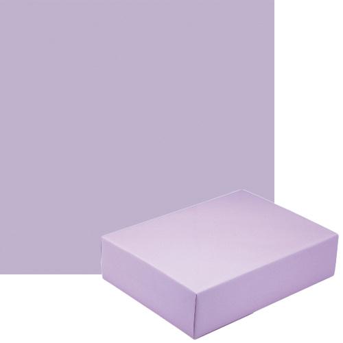 ササガワ包装紙(50枚入)無地 ラベンダー 49-1101