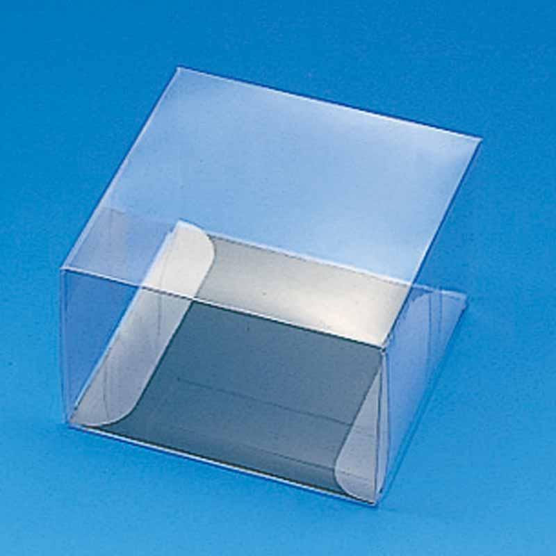 アイテム勢ぞろい size内寸:9×9×6cmラッピング 梱包用品 TOP 箱類 クリスタルボックス 透明ボックス ディスプレイケース 9X9X6 コサージュケース 日本正規代理店品 D