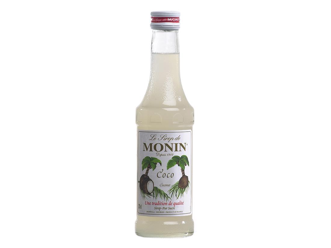 シロップ 卸売り モナン モナンシロップ ココナッツ 250ml syrup 製菓材料 驚きの価格が実現 MONIN 業務用 フレーバーシロップ