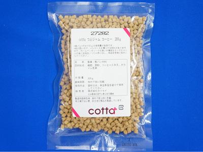 cotta 返品送料無料 つぶジャム 200g 全国一律送料無料 コーヒー