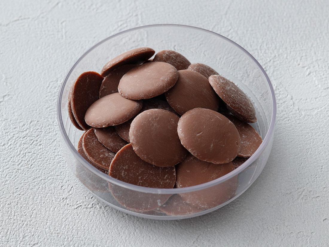 NEW 買物 cotta オリジナルベルギー産チョコレート ミルク34 夏季クール便 1kg