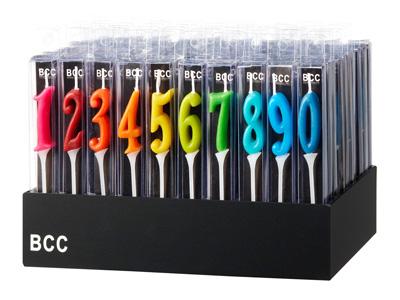 新発売の BCCナンバーキャンドルミニディスプレイセット, アシカリチョウ 17ae928d