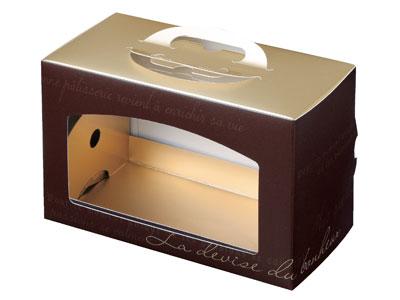 ロールケーキ箱 モード 10.5×21.5