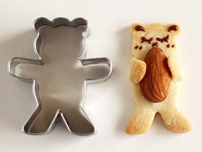 可愛いクッキーが簡単に作れる抜...