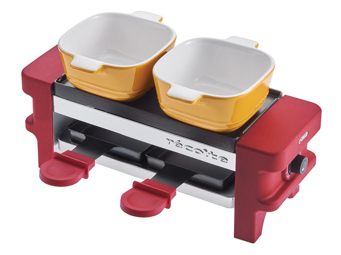 定番スタイル レコルト ランキングTOP5 ラクレット フォンデュメーカーメルト レッド
