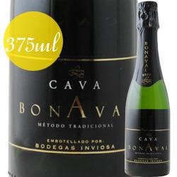 Spain SS [NV] Bonneval Brut LAR de Barros ( Bodegas Lopez Morens ) Cava (sparkling wine 375 ml half size)