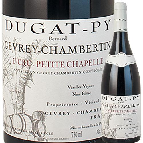 ジュヴレ・シャンベルタン プルミエ・クリュ プティット・シャペル ヴィエイユ・ヴィーニュ デュガ・ピィ 2013年 フランス ブルゴーニュ ジュヴレ・シャンベルタン 赤ワイン 750ml